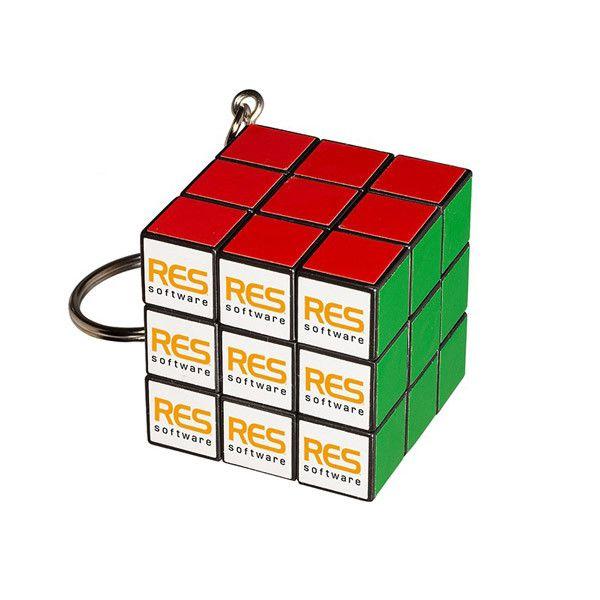 rubiks cube key chain giveaway