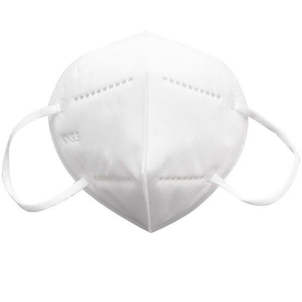 No Imprint KN95 Respirator Mask- FDA Certified
