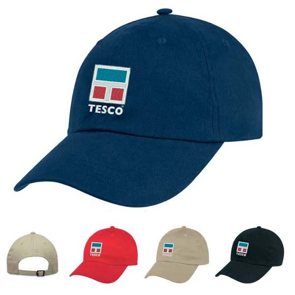 Ball Cap with Promotional Imprint  bfe7b31451c