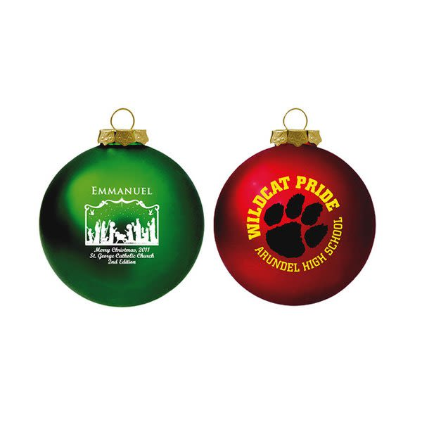 Bulk Christmas Ornaments.Traditional Glass Ornament
