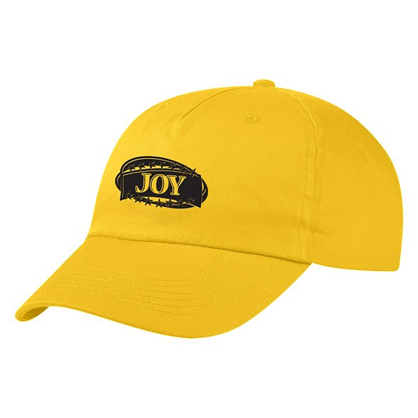 Personalized Twill Cap with Silk Screen Print - Custom Caps for Businesses a4df503cbd7