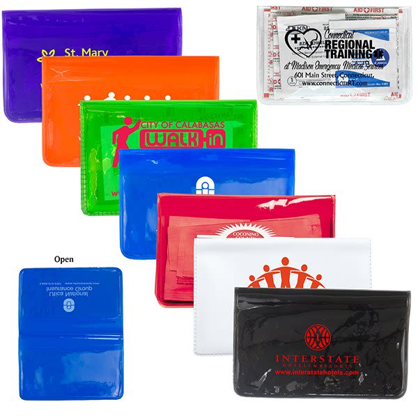 Economy Wallet Size First Aid Kit