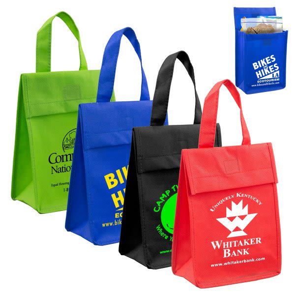 Bag-It' Value Lightweight Lunch Tote Bag