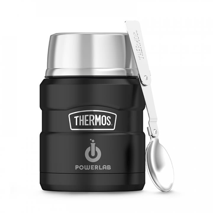 Thermos® 16 oz Stainless Steel Food Jar with Spoon