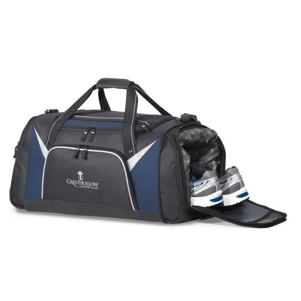 8866619f35a Custom Imprinted Phantom Sport Duffel   Wholesale Duffel   Gym Bags