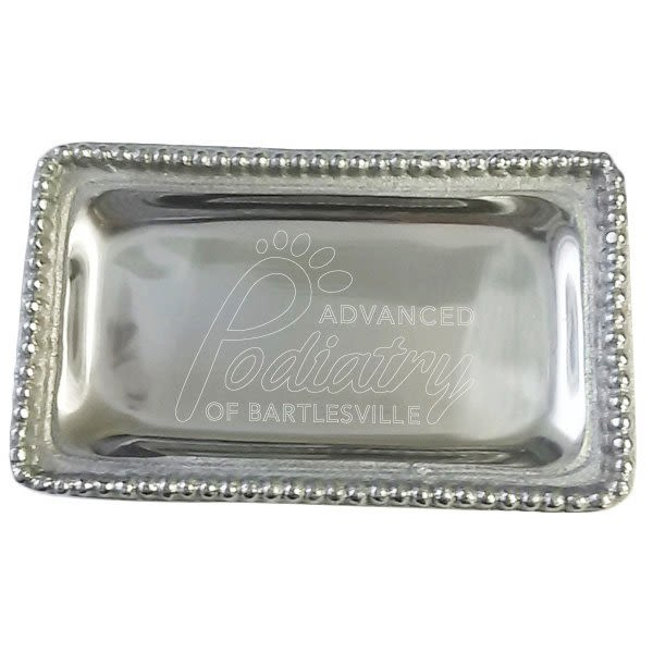Engraved Jewelry Tray