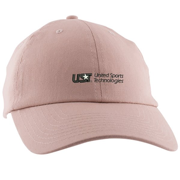 98be13b256a34c Custom Embroidered Budget Unstructured Baseball Cap | Promo Caps