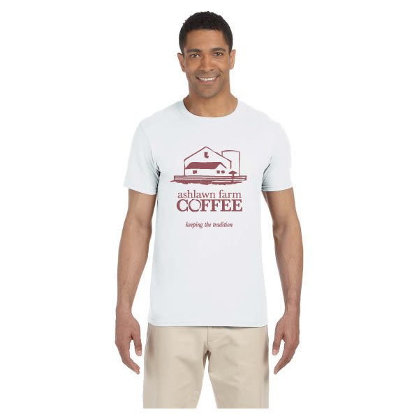 cbca4f297 Custom White Gildan Softstyle Semi-Fitted T-Shirt | Promotional Tees