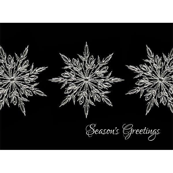 Imprinted Seasons Greetings Holiday Card 4allpromos