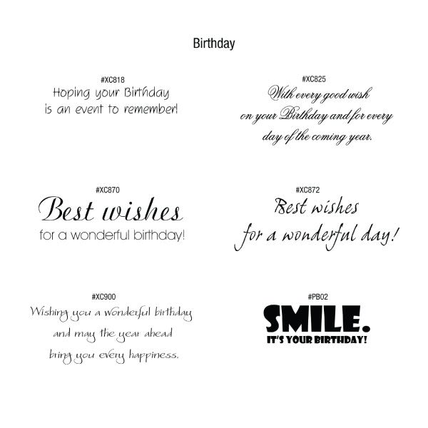 Celebration Custom Business Birthday Card