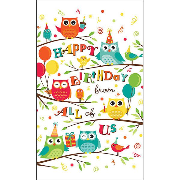 Best Personalized Corporate Birthday Cards