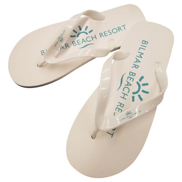 1aa0f737dea1 Promotional Isla Punta Flip Flops- Custom Imprinted