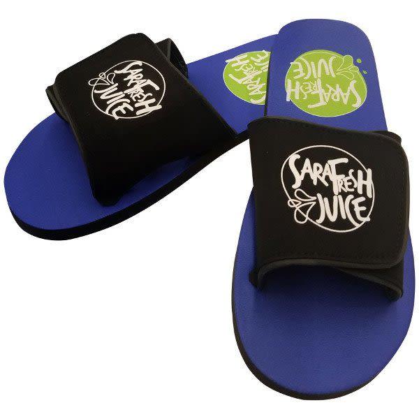525f23bb3 Customized Slip N Slide Flip Flops- Promotional