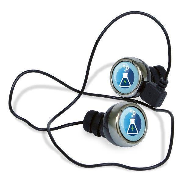 9cd2f0a2c7b879 Customized Atom Fusion Wireless Earbuds Headset