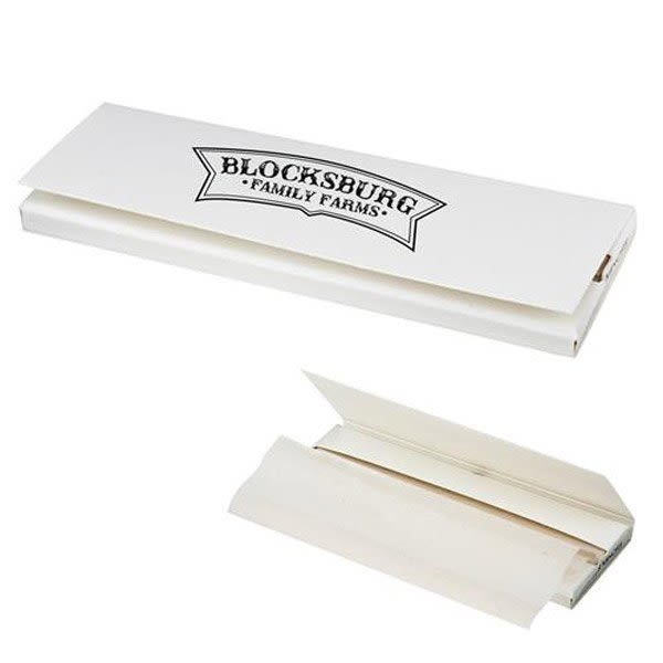 Hemp Rolling Paper - Unbleached/Unrefined 1 1/4