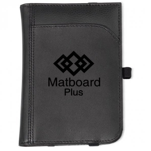 1045a88bd812 Engraved Leather Security Passport Wallet