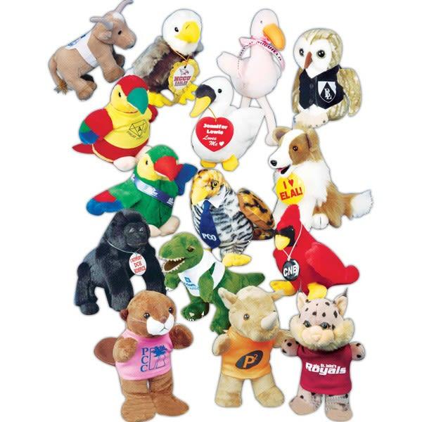 Nature Pals 7 Inch Promo Stuffed Animals Custom Stuffed Animals