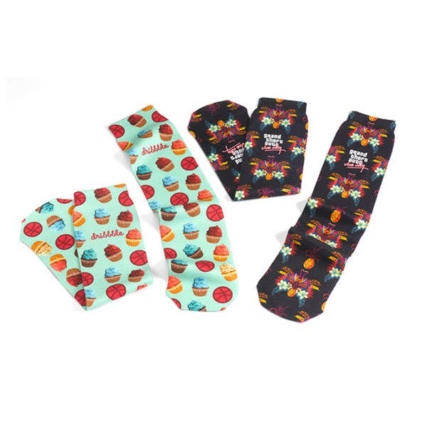 064af8199a82 Custom Imprinted 17 Inch Tube Socks Dye Sublimated