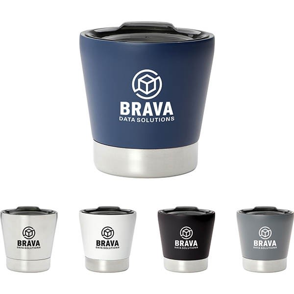 Promo Grizzli 8oz Vacuum Insulated Cup Custom Travel Mug