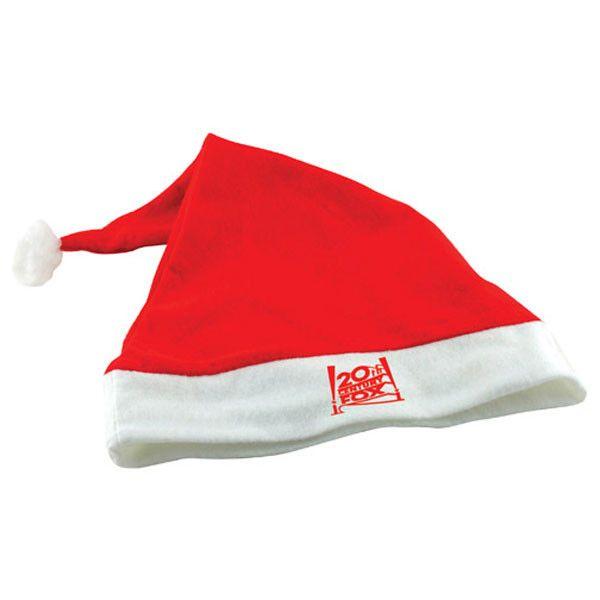 43fed562c3ffab Customized Felt Santa Hat | Promotional Holiday Apparel