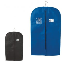 e828fe16bbf3 Customized Zippered Garment Bag with Imprint for Promotional Giveaways. Non-Woven  Garment Bag