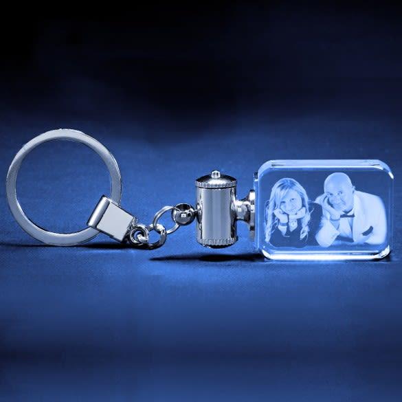 Customizable Crystal Keychains