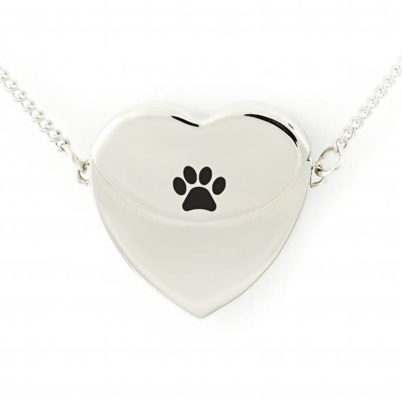 b9451243b Secret Message Heart Envelope Paw Print Locket