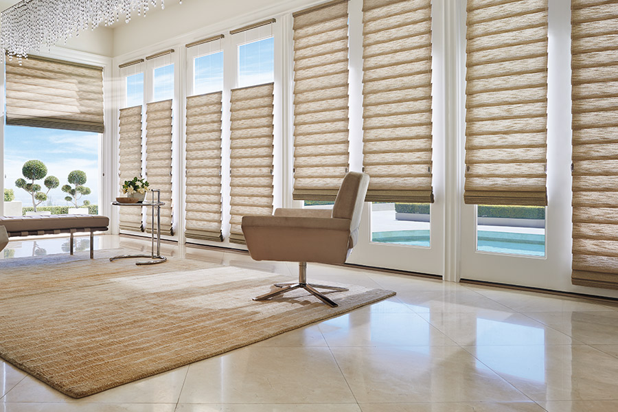 Shop for window treatments in Pinehurst, NC from Total House + Flooring