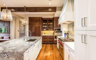 Modern flooring ideas in Winston, NC from Deitz Flooring Design