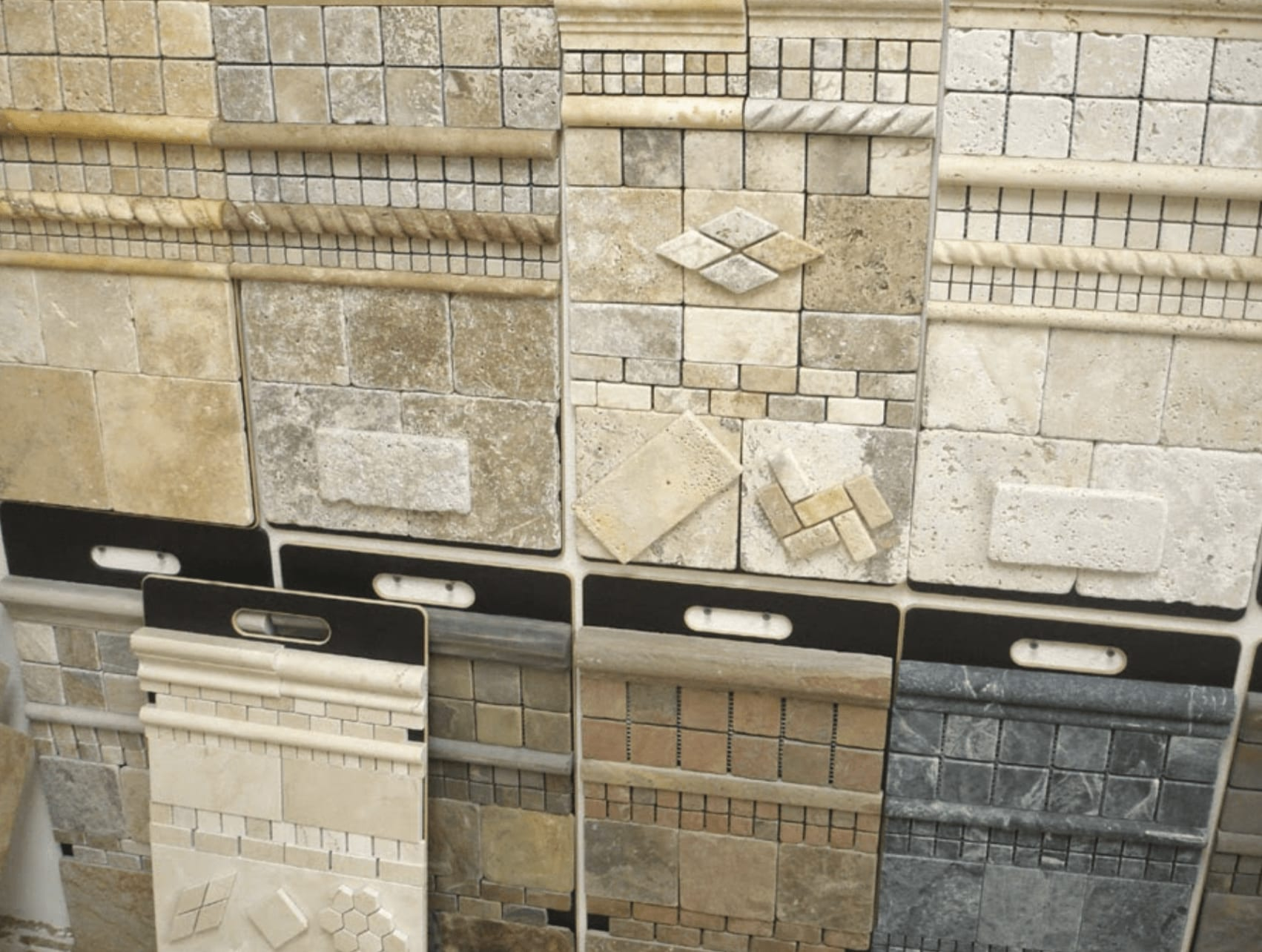 Timeless tile accents for your Orange County, CA home from 55 Flooring