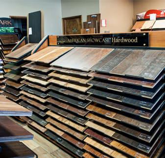Flooring shop serving the Petaluma, CA area