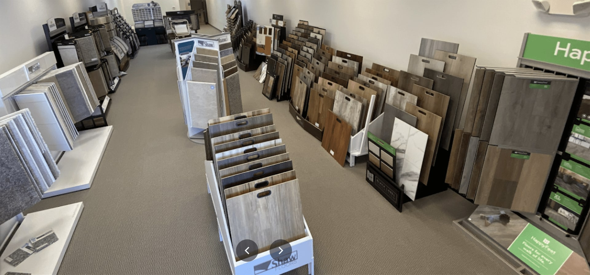 Hard surface flooring for your Palatine, IL home from Alpha Carpet & Flooring