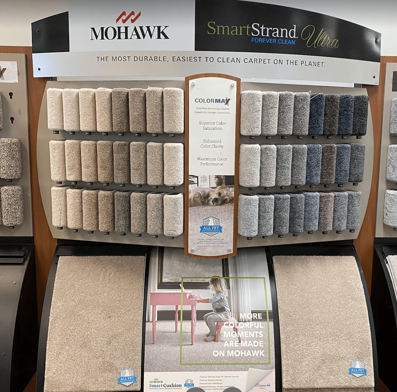Mohawk SmartStrand carpet for your Barrington, IL home from Alpha Carpet & Flooring