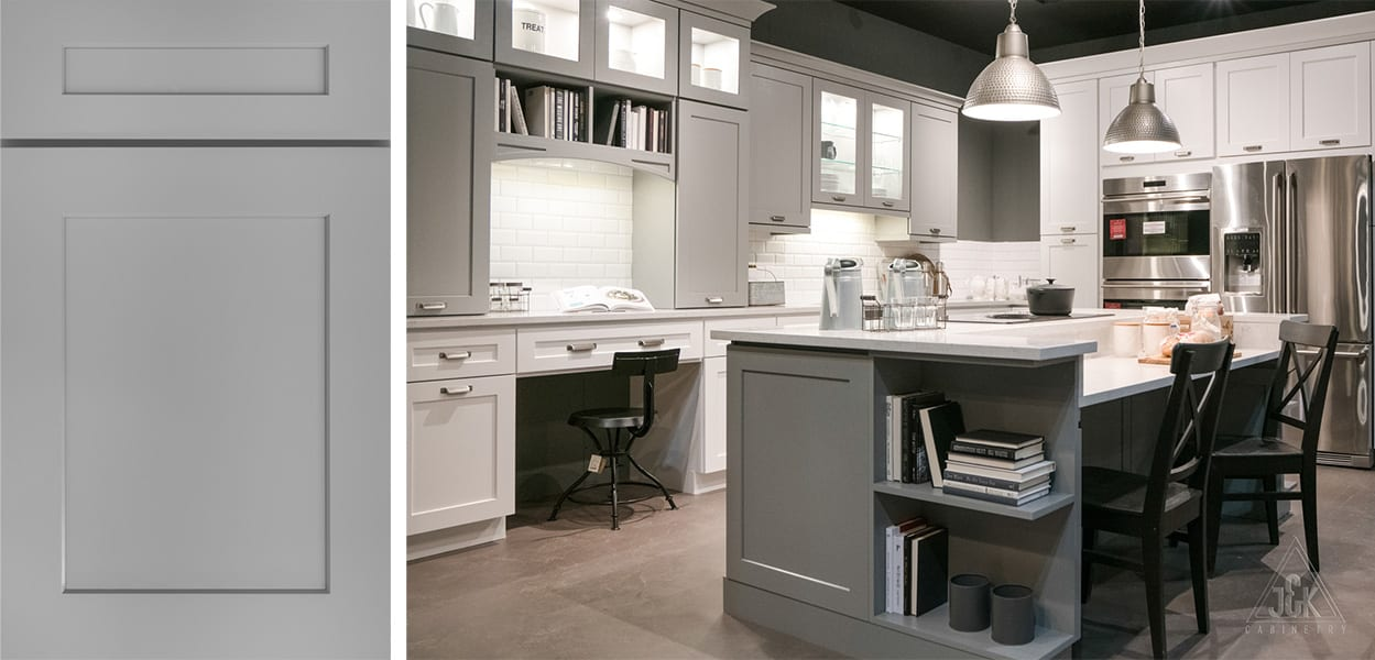 The Raleigh, NC area's best cabinet store is American Dream Flooring & Tile