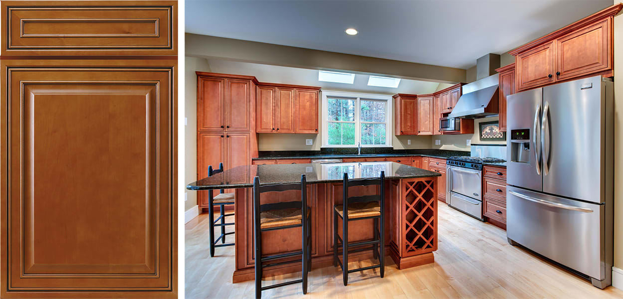 Cabinets in Wake Forest, NC from American Dream Flooring & Tile