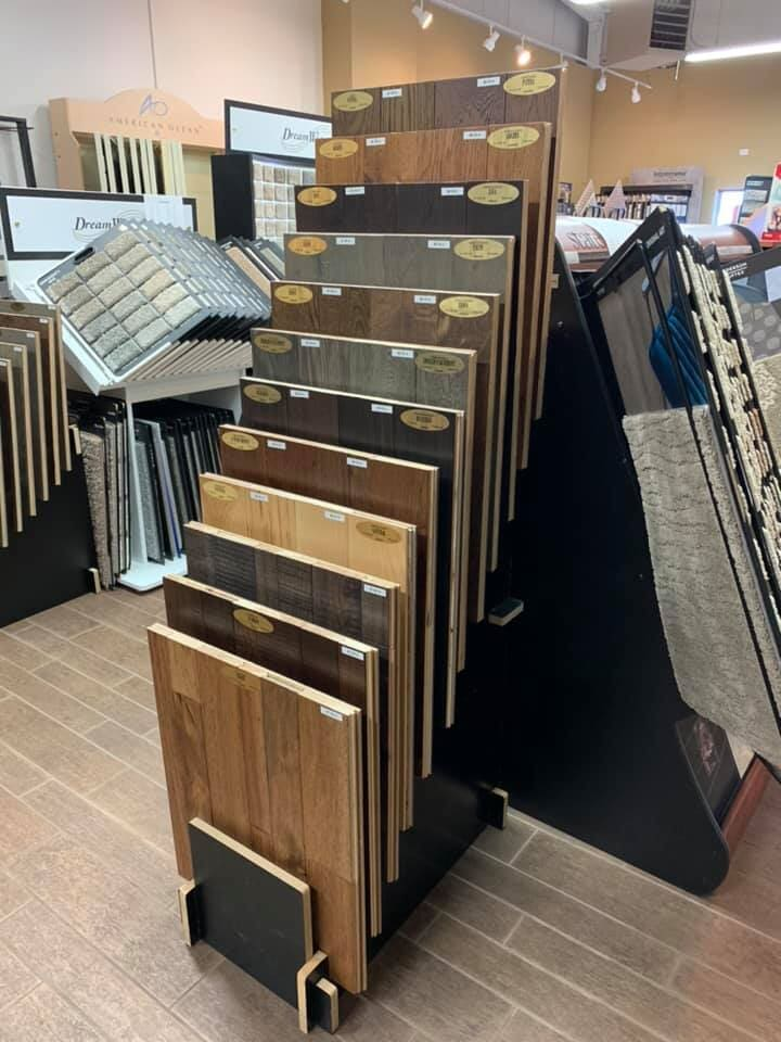 Hardwood flooring for your Fox Lake, IL home from Anderson Tile & Carpet