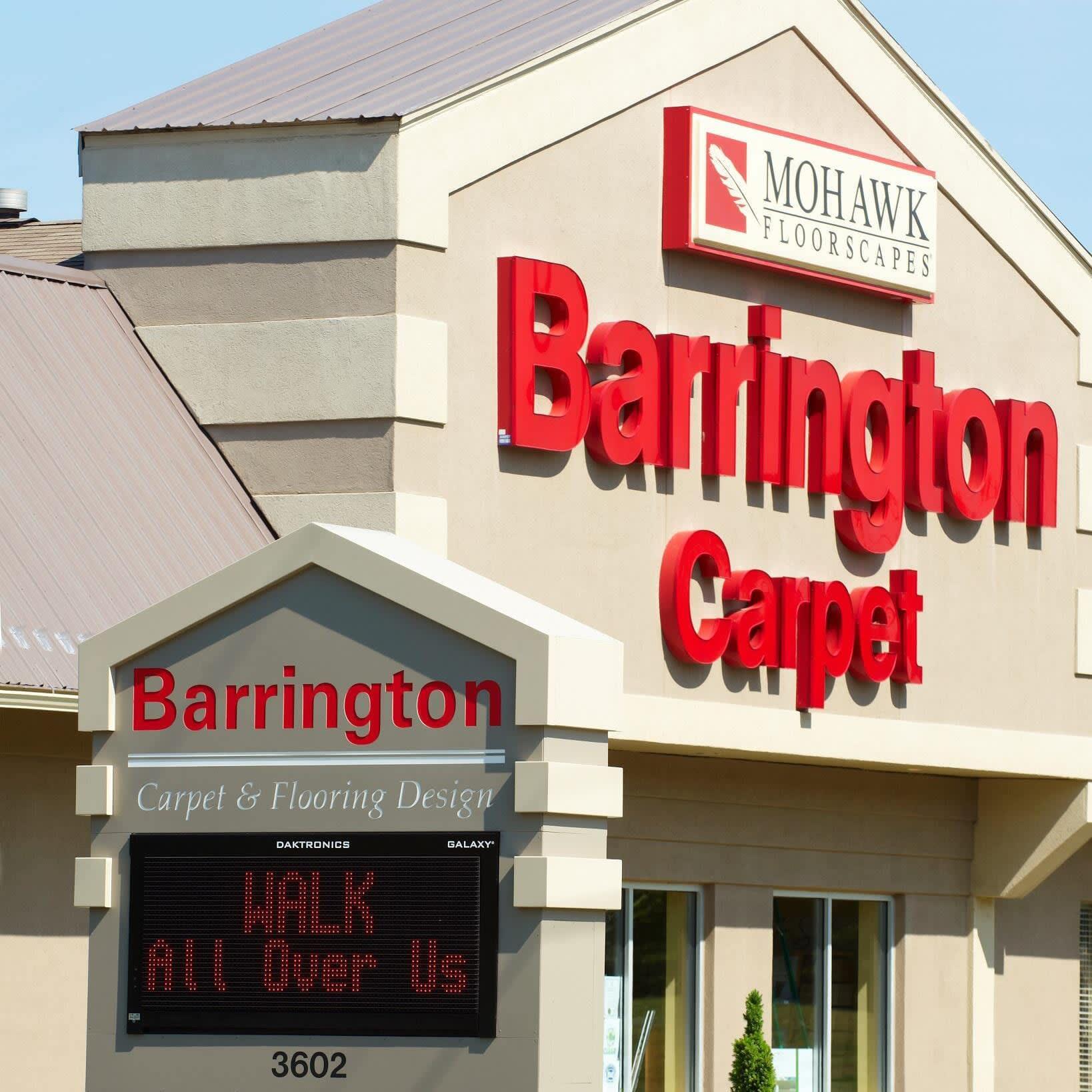 Flooring design professionals in the Akron, OH area - Barrington Carpet & Flooring Design