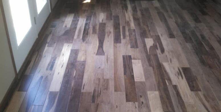 Wood floors in Hartville OH from Barrington Carpet & Flooring Design