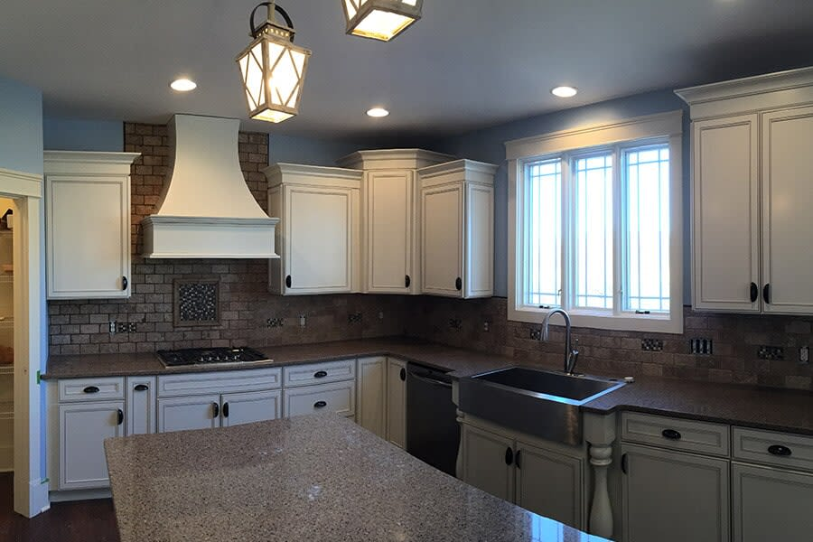 Kitchen stone in North Canton OH from Barrington Carpet & Flooring Design