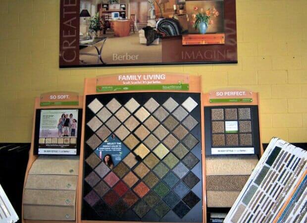 Carpet store in St Charles MO - Beseda Flooring & More