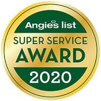 Bockrath Flooring & Rugs is a 2020 Angie's List Super Service Award Winner