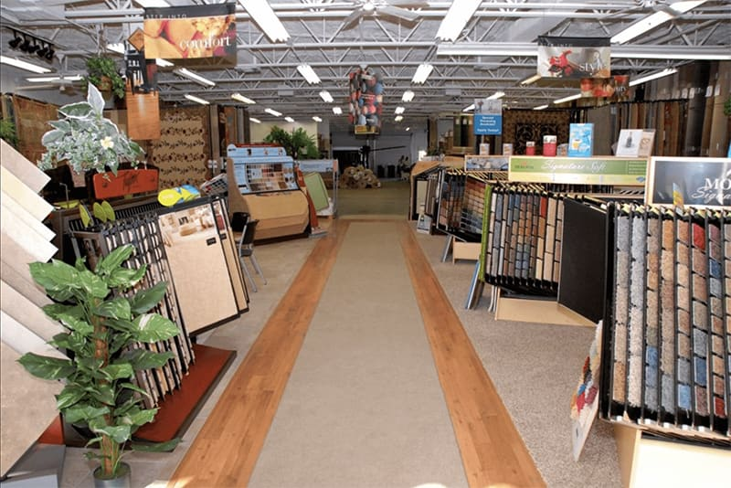 Walk through our large Cape Coral, FL showroom today