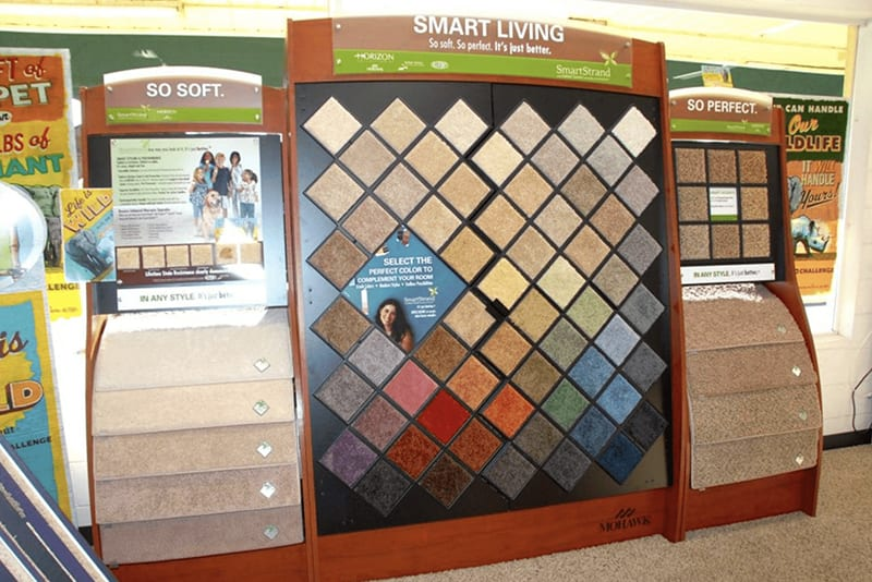 Carpet options in every color for your North Fort Myers, FL home remodel