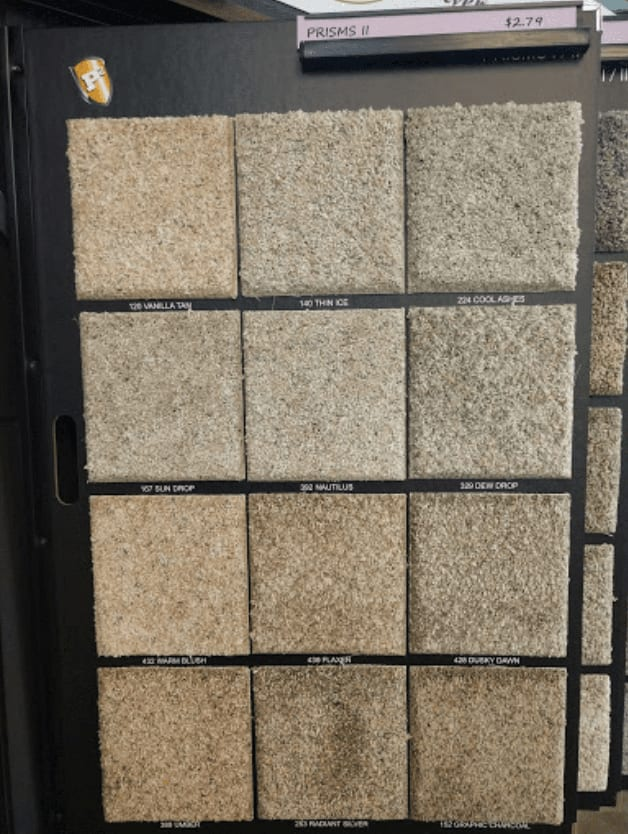 Classic carpet colors in Cape Coral, FL from Britt's Carpet Outlet