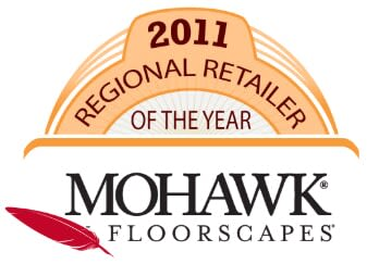 Mohawk Floorscapes Regional Retailer of the year