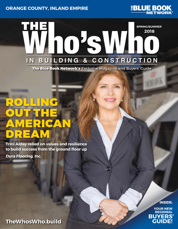 The Who's Who 2018 - Rolling Out The American Dream