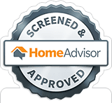Dura Flooring is HomeAdvisor screened & approved
