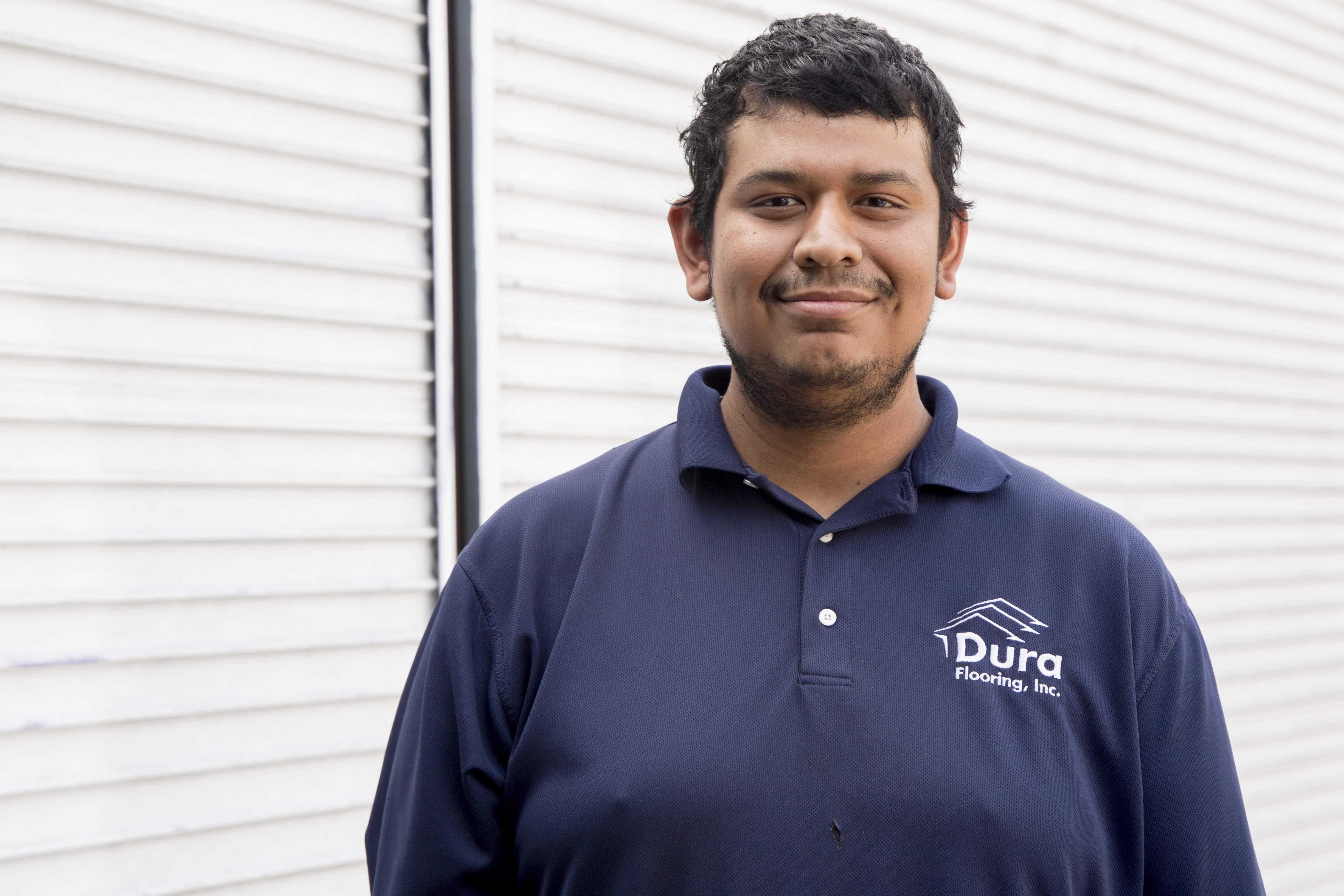 Edgar, Warehouse Driver at Dura Flooring, Inc