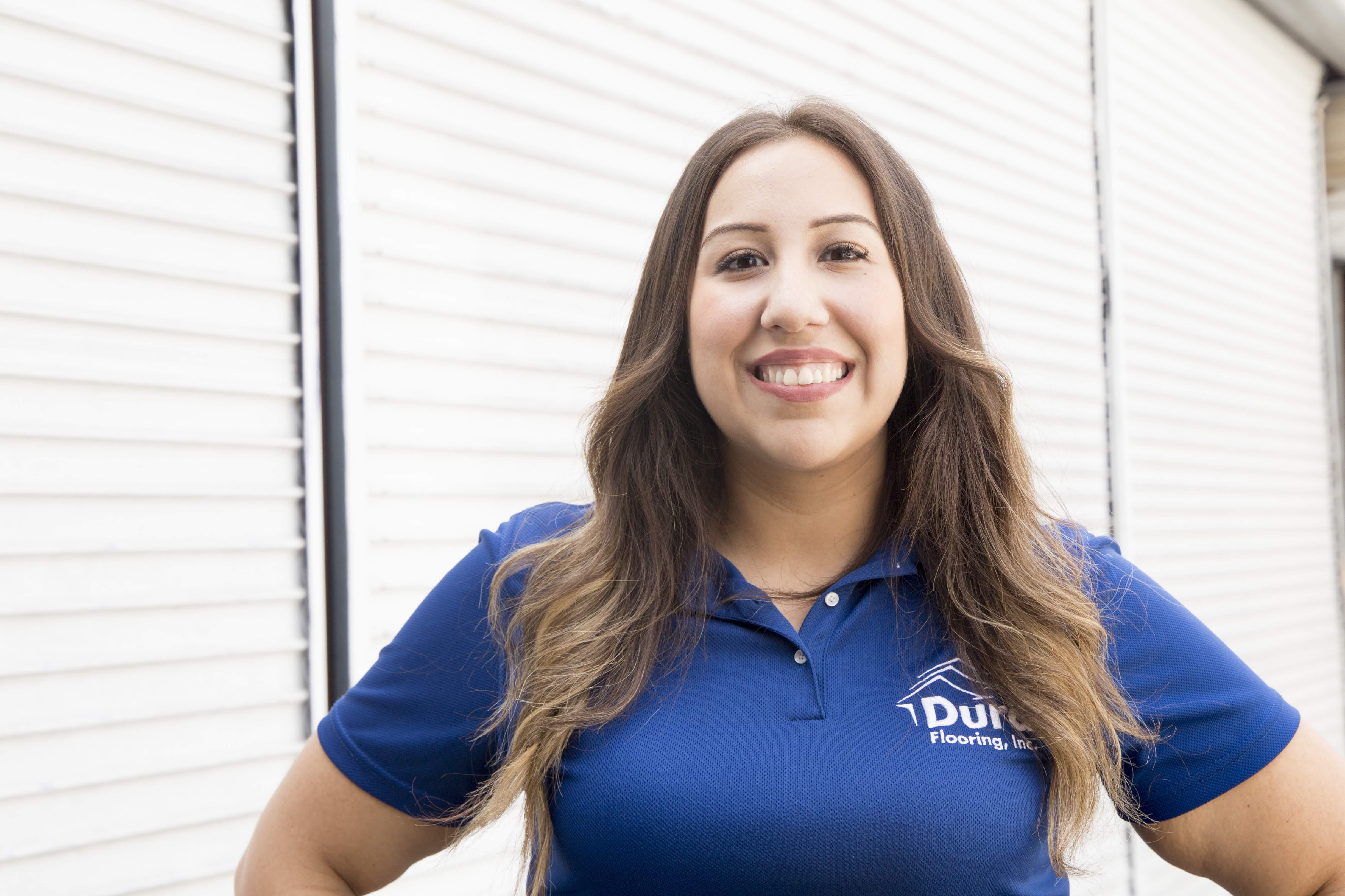 Vanessa, Wholesale Manager at Dura Flooring, Inc
