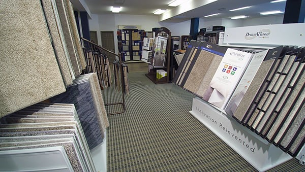 Highly rated flooring shop serving the Monterey, VA area